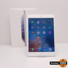 iPad Mini 16GB Wit NIEUWstaat met Garantie