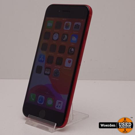 iPhone 8 64GB Rood Nette Staat met Garantie