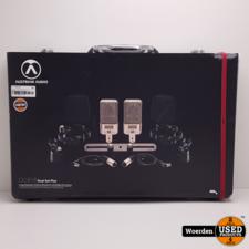 Austrian Audio OC818 Dual Set Plus NIEUW met Garantie