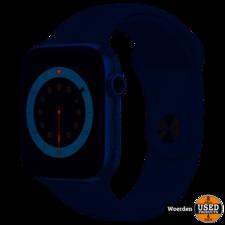 Apple Watch Series 6 44MM Blauw NIEUW in seal met Garantie