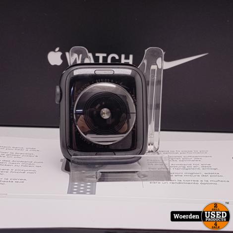 Apple Watch Series 5 44mm incl extra bandje met Garantie
