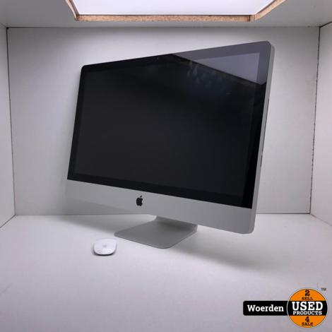 iMac 27 inch Late 2009 3.0Ghz |4GB|1TB incl Muis mt Garantie