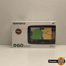 TomTom Go Basic 6 inch NIEUW in Seal met Garantie
