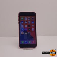 iPhone 8 Plus 64GB Rood Nette Staat met Garantie