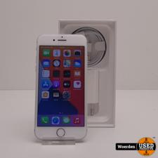 iPhone 7 32GB Zilver Nette Staat met Garantie
