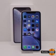 iPhone XR 64GB Wit in Nette Staat met Garantie