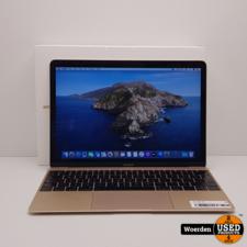 Macbook 12 inch 2017 i5 1.3Ghz|8GB|512SSD met Garantie