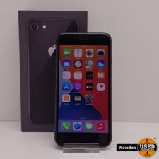 iPhone 8 64GB Space Gray | Nette Staat Met garantie