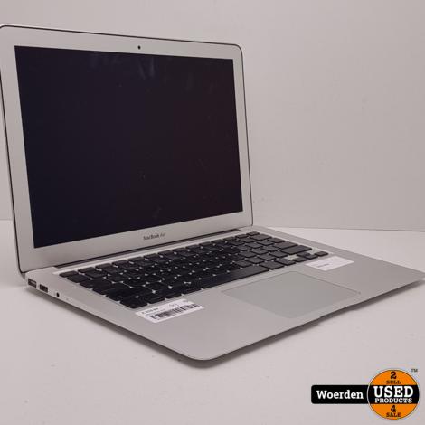 Macbook Air 2010 13|1.86GHZ|2GB|128GB SSD  met Garantie