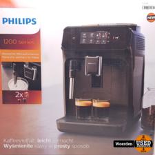 Philips EP1220/00 Espressomachine NIEUW in Doos met Garantie
