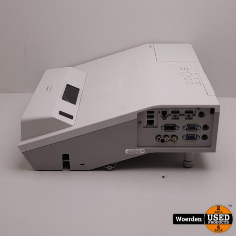 Hitachi CP-AW2503 Beamer incl Afstandbediening met Garantie