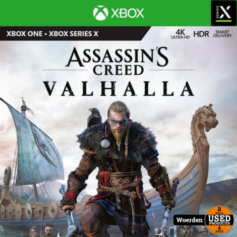 Xbox One Game: Assasin's Creed Valhalla