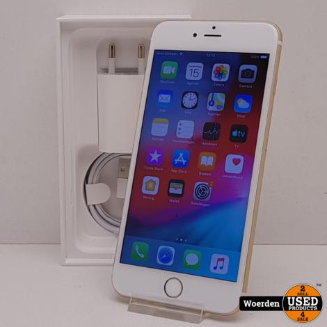 iPhone 6 Plus 64GB Nette Staat met Garantie