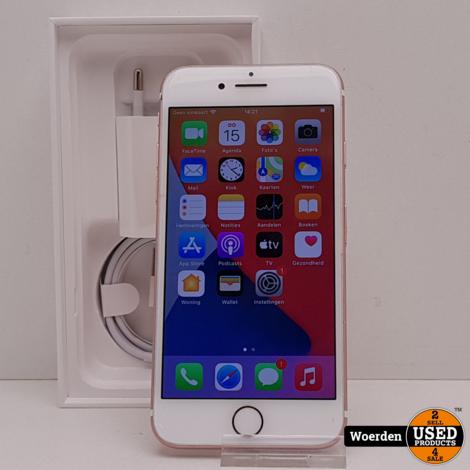 iPhone 7 32GB Rose NIEUWE ACCU | Met garantie