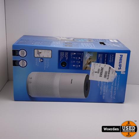 Philips Series 2000 AC2939/10 Luchtreiniger NIEUW