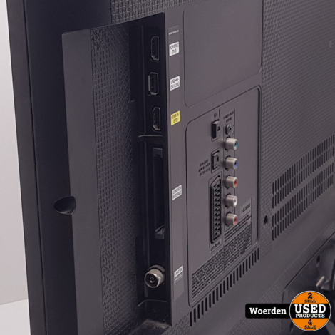 Samsung LED 32 inch TV UE32H4000 incl AB met Garantie