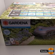 Gardena Sileno Life 1250 Robotmaaier Bluetooth NIEUW met Garantie