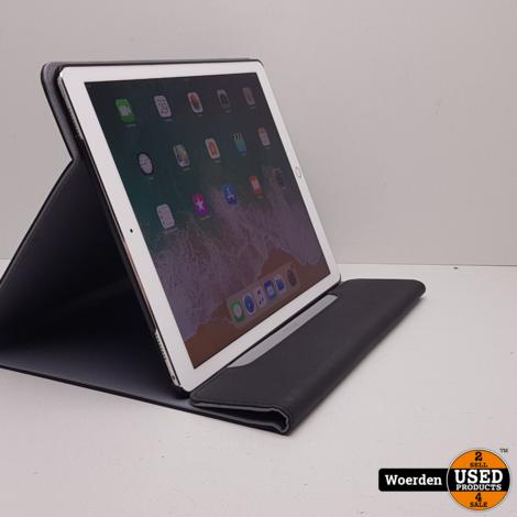 iPad Pro 12.9 2017 256GB WiFi Zilver met Garantie