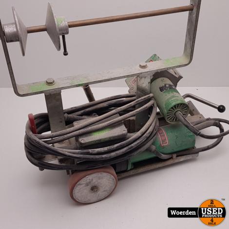 Leister Universal 6E Heteluchtlasautomaat met Garantie