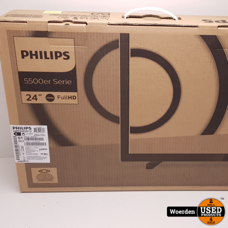 Philips 24PFS5525 Full HD LED TV NIEUW in Doos met Garantie