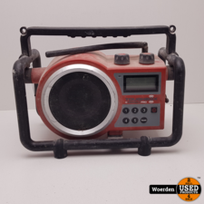 Perfect Pro Touchbox Rood met Garante