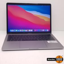 Macbook Pro 2017 13 Touch i5 3.1| 8GB|512GB SSD met Garantie