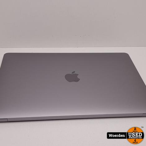 Macbook Pro 13 Touch 2017 i5 3.1| 8GB|512GB SSD met Garantie