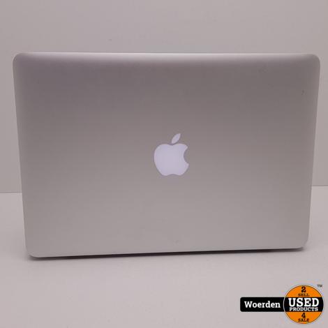 MacBook Pro 2015 13 inch i5 8GB 128GB SSD met Garantie