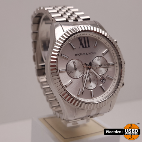 Michael Kors MK-8405 Horloge met Garantie