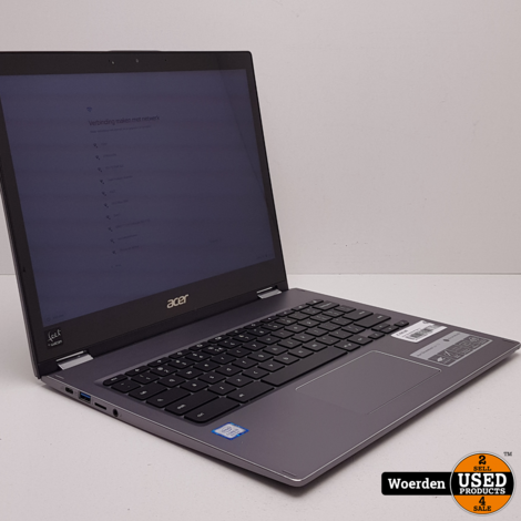 Acer Chromebook Spin 13 CP713-1WN-54GA i5 1.6Ghz 8GB 64GB