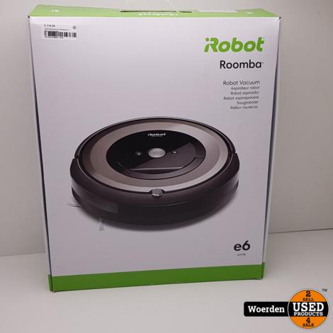 iRobot Roomba E 6198 NIEUW in Doos met Garantie