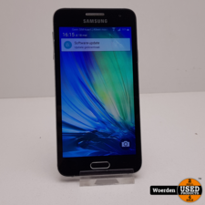 Samsung galaxy A3 2015 Zwart Nette Staat met Garantie