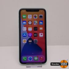 iPhone 11 128GB Groen Nette Staat met Garantie
