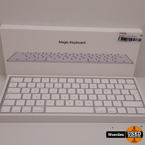 Apple Magic Keyboard ZGAN met Garantie