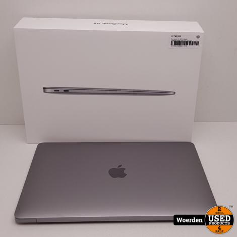 Macbook Air 2019 13inch  i5 8GB 128GB SSD met Garantie
