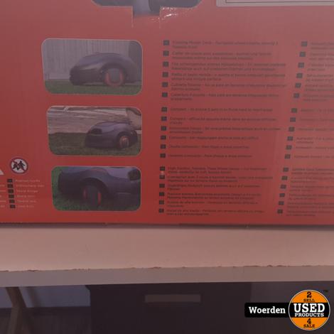 Black+Decker robotmaaier BCRMW121 12V NIEUW met Garantie