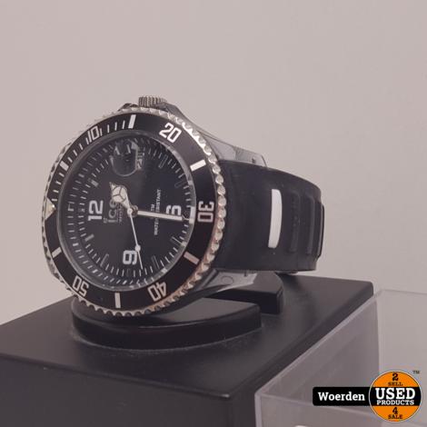 Ice Watch Zwart in Nette Staat met Garantie