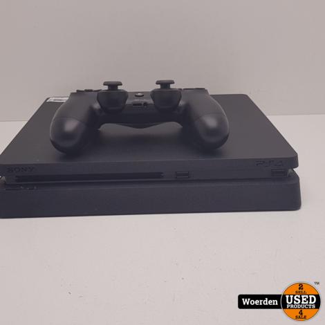 Playstation 4 Slim 500GB incl Controller met Garantie