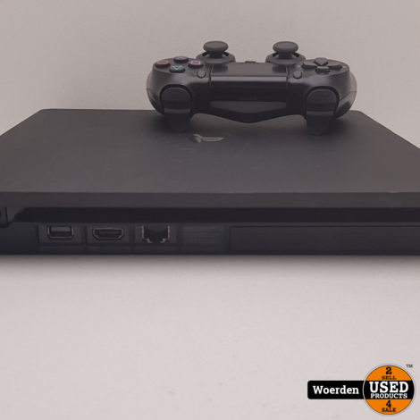 Playstation 4 PS4 Slim 500GB incl Controller met Garantie