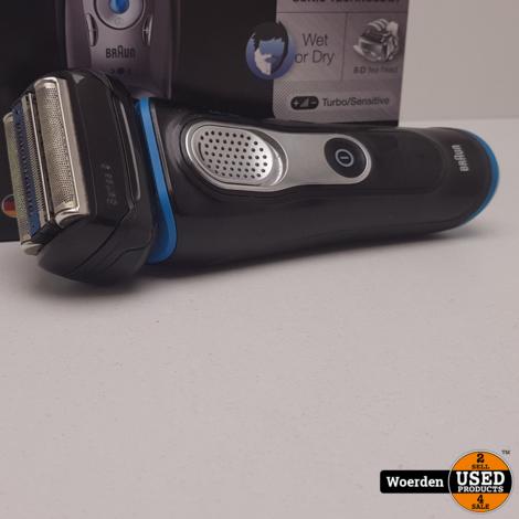 Braun Series 7 7893s Scheerapparaat ZGAN met Garantie