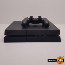 Playstation 4 PS4 500GB incl Controller met Garantie