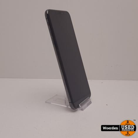 iPhone XS Max 64GB Space Gray Nette Staat met Garantie