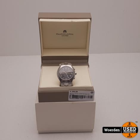Maurice Lacroix SA1027 Horloge met Garantie