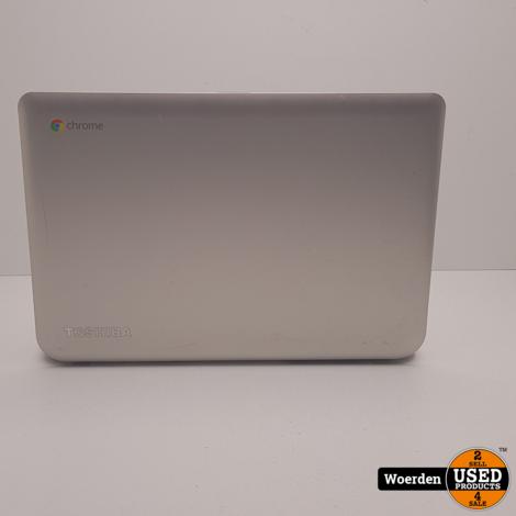 Toshiba CB30 - 102 Chromebook Nette Staat met Garantie