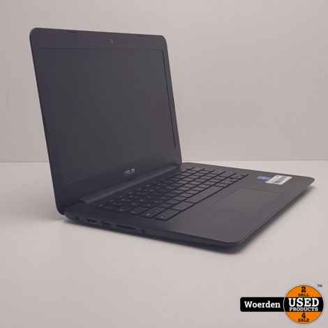 Asus Chromebook Nette Staat met Garantie