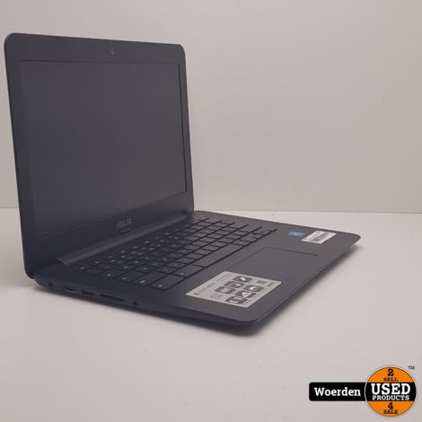 Asus C300 Chromebook 2GB | 16GB Nette Staat met Garantie