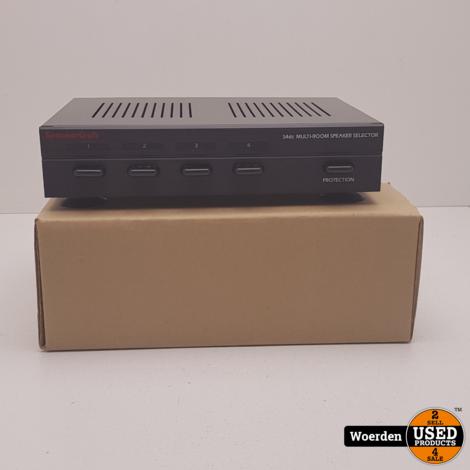 SpeakerCraft S4DC Multi-Room Speaker NIEUW | Met Garantie