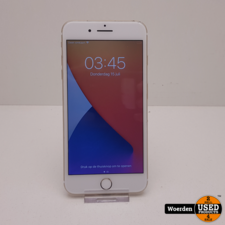 iPhone 7 Plus 32GB Goud NIEUWE ACCU met Garantie