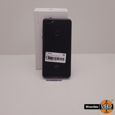 Huawei Y7 2018 incl Lader met Garantie