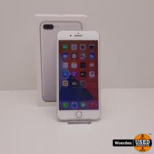 iPhone 8 Plus 64GB Wit in Nette Staat met Garantie
